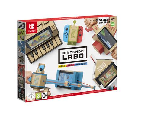 Nintendo Labo Variety Kit Switch Oyun