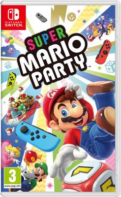 Nintendo Super Mario Party Nintendo Switch Oyun