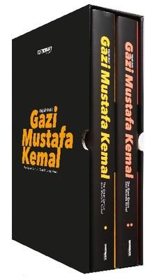 Büyük Dahi-Gazi Mustafa Kemal-2 Cilt Takım