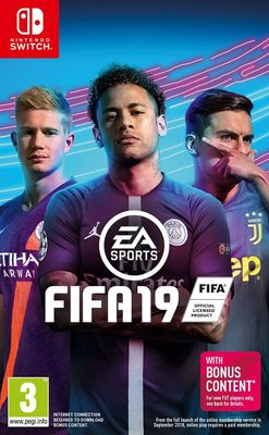 Switch Fifa 19 Ns