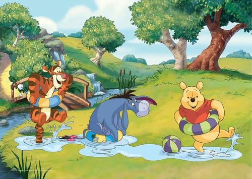 Ks Games-Puz.50 Winnie The Pooh