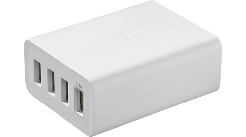Sony AC/USB Adaptor 4 Portlu CP-AD2M4WC