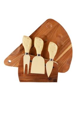 Biggdesign Gözüm Sende 3Lü Peynir Bıçak Seti (BGD061460401)