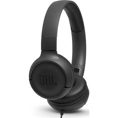 JBL Tune 500 Jb.Jblt500blk Kablolu Kulak Üstü Kulaklık – Siyah