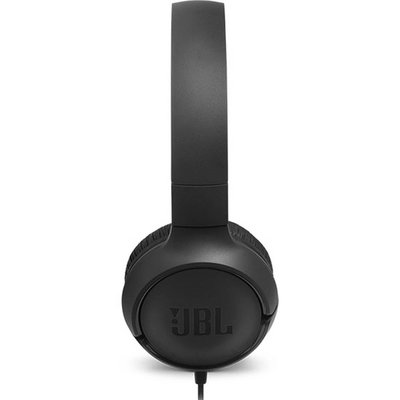 JBL Tune 500 Kablolu Siyah Kulak Üstü Kulaklık