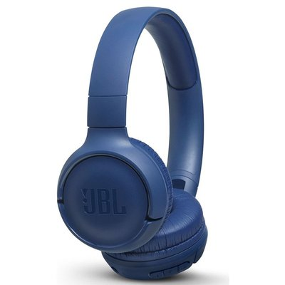 JBL Tune 500 BT Wireless Kulaklık CT, OE, Mavi (JB.JBLT500BTBLU)