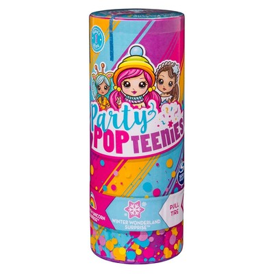 Party Popteenies-Figür Tekli Paket (46800)