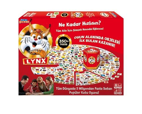 Samatlı Oyuncak Lynx Kutu Oyunu 17055