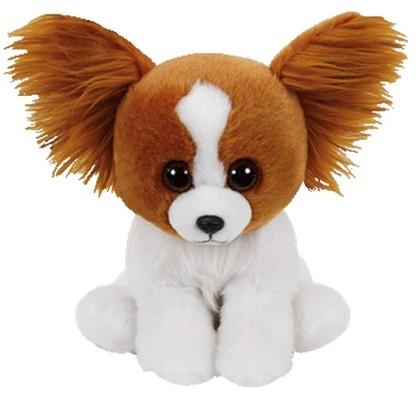 Ty-Pelüş-Barks-Brown Dog Medium 25 cm