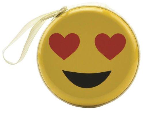 Bohong Mini Fermuarlı Kutu Aşık Emoji