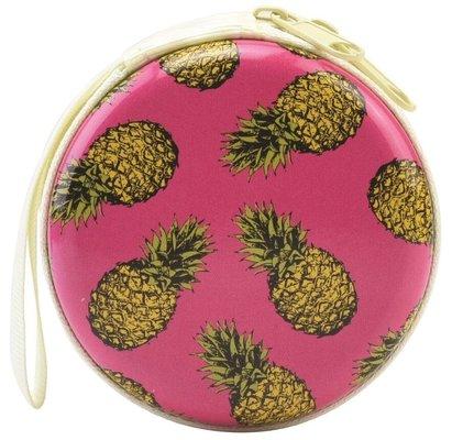 Bohong Mini Fermuarlı Kutu Ananas
