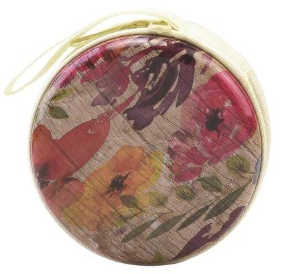 Bohong Mini Fermuarlı Kutu Çiçekler