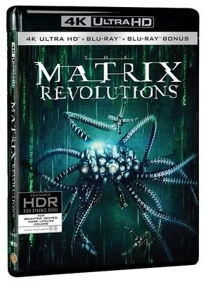 The Matrix Revolutions 4K UHD+Blu-ray