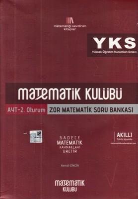 AYT 2.Oturum Zor Kolay Matematik Soru Bankası