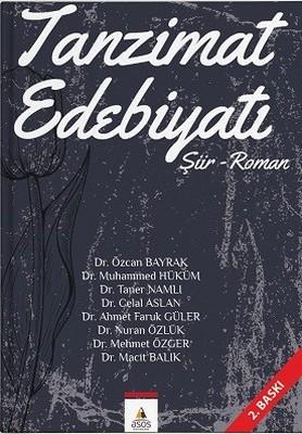 Tanzimat Edebiyatı Şiir-Roman