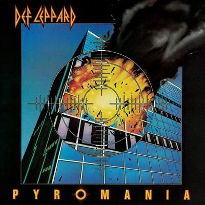 Pyromania (Red Vinyl) (Limited)