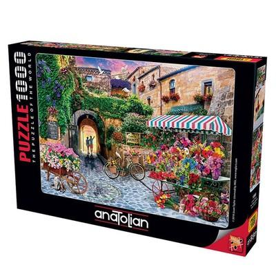 Anatolian Puzzle 1000 Parça Çiçek Pazarı 1066