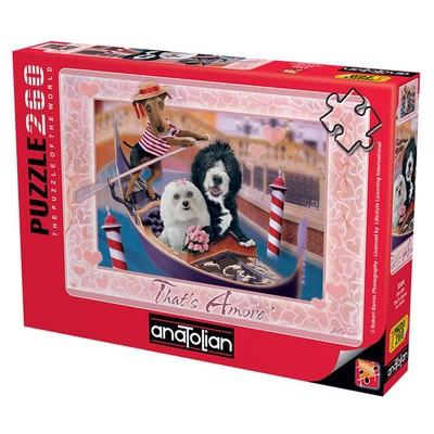 Anatolian Puzzle 260 Parça İşte Aşk 3324