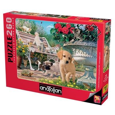Anatolian Puzzle 260 Parça Saklambaç 3326