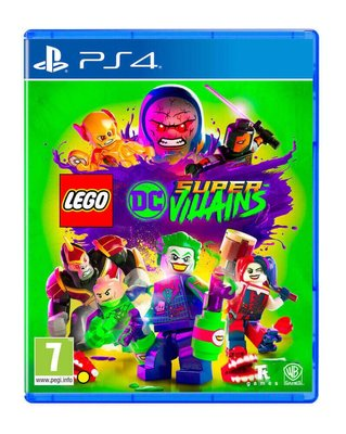 Lego DC Supervillains Ps4 Int