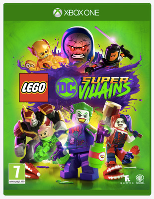 Lego DC Supervillains Xone Int