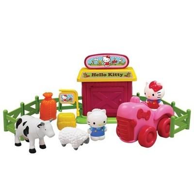 Hello Kitty Çiftlik Oyun Seti 65012