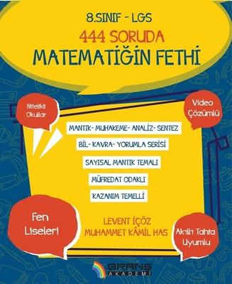 8.Sınıf LGS 444 Soruda Matematiğin Fethi