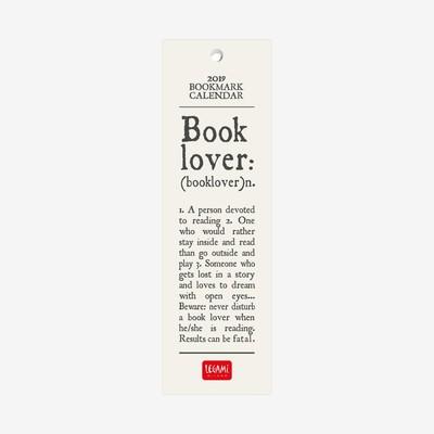 Legami Ayraç Booklover 5,5x18 2019