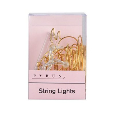 Pyrus Led Işık Altın Ananas Sw008401