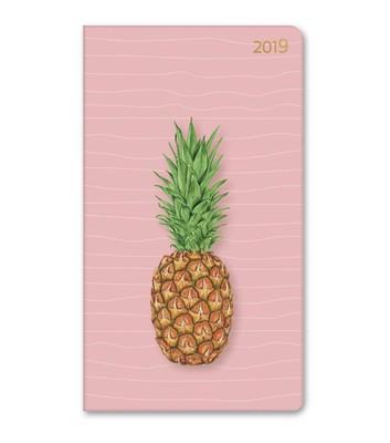 LeColor Ajanda Haftalık Tropic Ananas 12x21