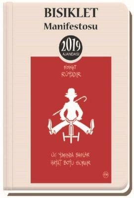 Keskin Color Ajanda Haftalık Aydan Çelik Bisiklet Manifesto 13x21