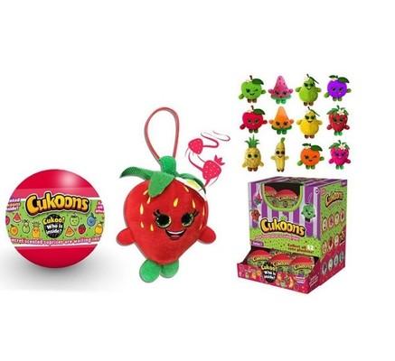 Cukoons Kokulu Anahtarlık Meyveler (42885)
