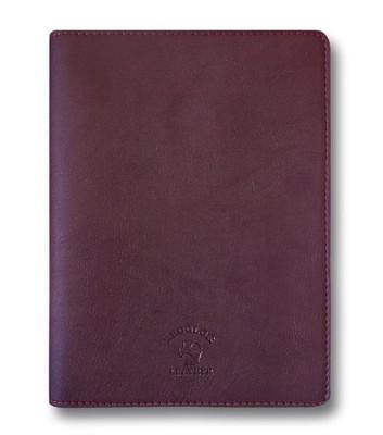 Le Color Deri Notebook Çantası