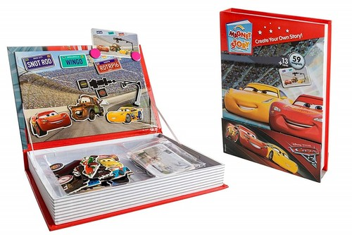 Magnet Story Cars 3 MT9037