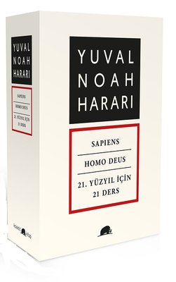 Yuval Noah Harari Seti-3 Kitap Takım