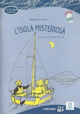 L'isola Misteriosa+Audio Online A1