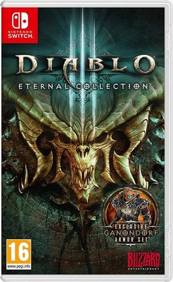 Switch Diablo 3 Eternal Collection, Ns