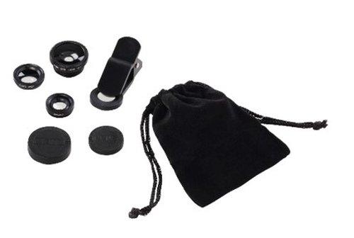 Hama Tripod Aksesuarı 3 in 1 Uni Lens Kiti