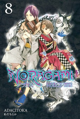 Noragami 8