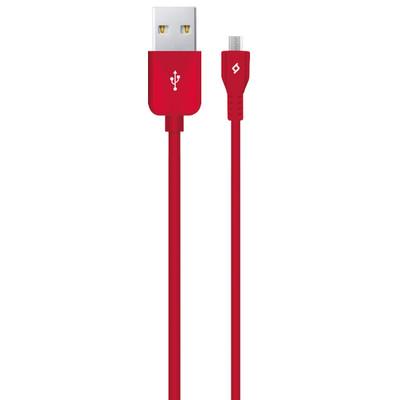 Ttec Micro USB Kablosu Kırmızı 2DK7510
