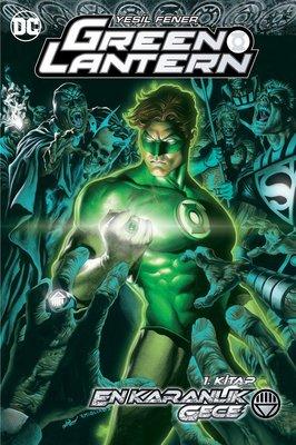 Green Lantern En Karanlık Gece 1.Kitap