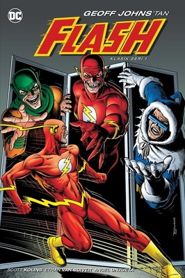 Geoff Johns'tan Flash-Klasik Seri 1