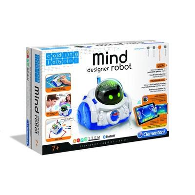 Clementoni Mind Designer - Eğitici Tasarım Robotu (64312)