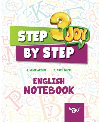 Step By Step Joy 3.Sınıf English Notebook