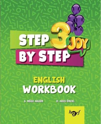 Step By Step Joy 3.Sınıf English Workbook