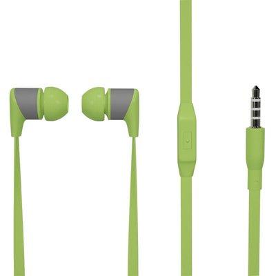 Soultech Mikrofonlu Kulaklık Yeşil KK003Y