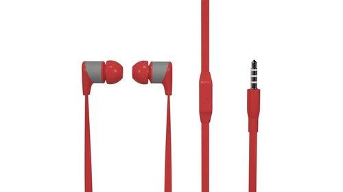 Soultech Mikrofonlu Kulaklık Kırmızı KK003K