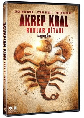 Scorpion King: Book Of Souls-Akrep Kral: Ruhlar Kitabı