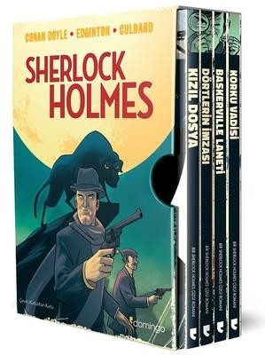 Sherlock Holmes Özel Kutulu Set-4 Kitap Takım