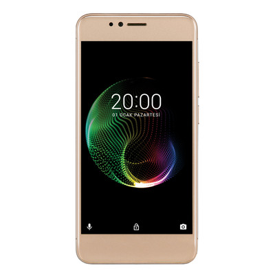 Vestel Venus E3 16Gb Cep Telefonu Altın (Vestel Garantili)